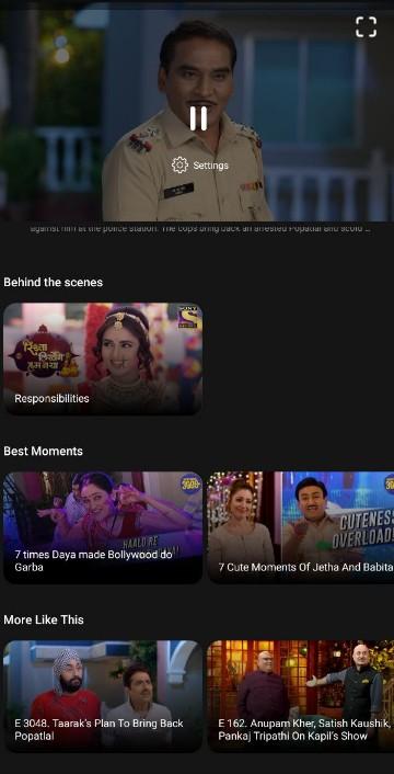 sony liv mod apk for tv