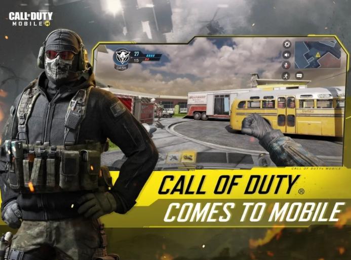 call of duty mobile mod apk 2021