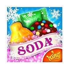 Candy Crush Soda Saga (All Unlocked, MOD)