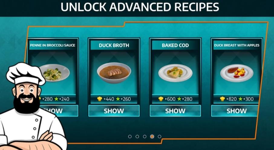 cooking simulator mobile mod apk 2021