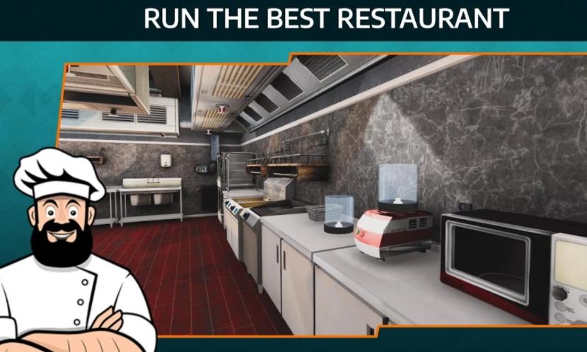 cooking simulator mod apk unlocked 2021