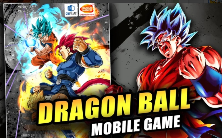 dragon ball legends mod apk 2021