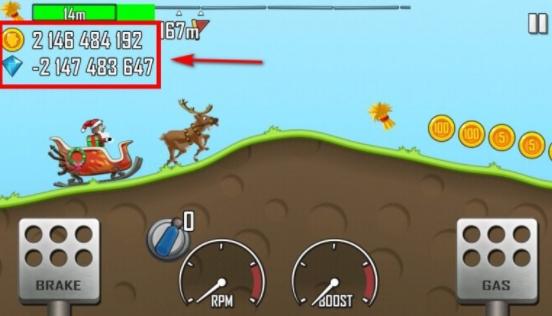 hill climb racing mod apk hack unlimited money