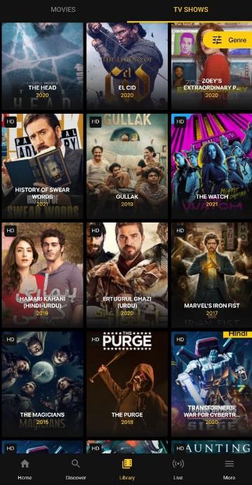pocket tv apk latest version 2021