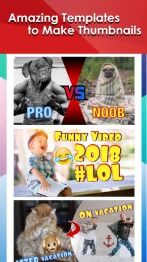 unlimited thumbnail maker mod apk 2021