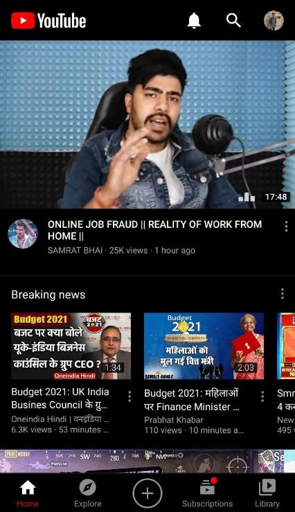youtube vanced mod apk