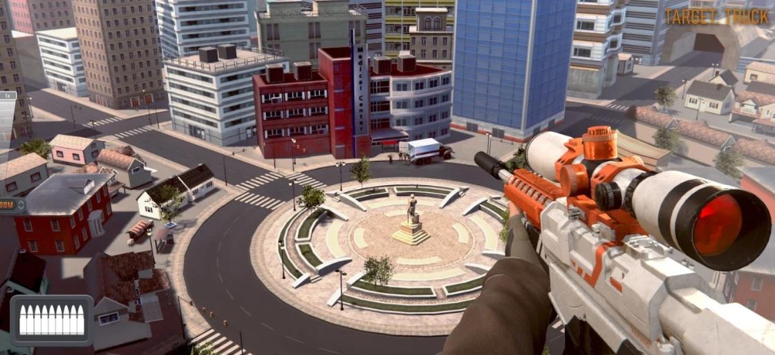 Sniper 3D MOD APK 2021
