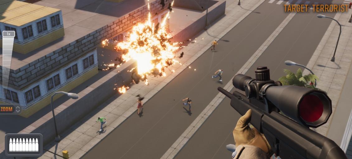 sniper 3d mod apk download 2020