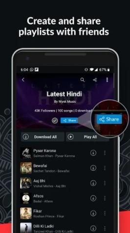 wynk music mod apk download free 2020