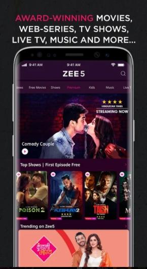 zee5 mod apk download new version 2021