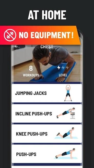 home workout apk mod 2020
