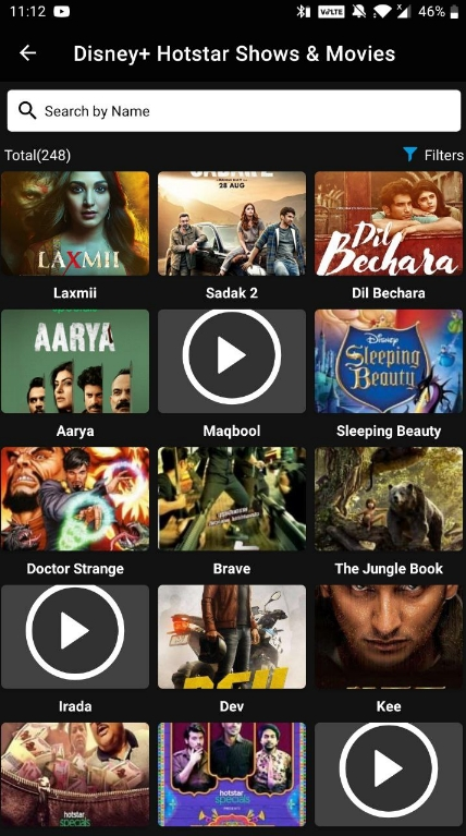 watch any show apk download