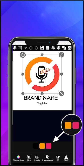 3d logo maker mod apk download