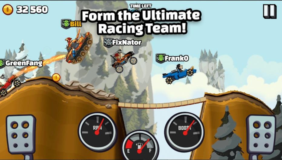Hill Climb Racing 2 mod 2021