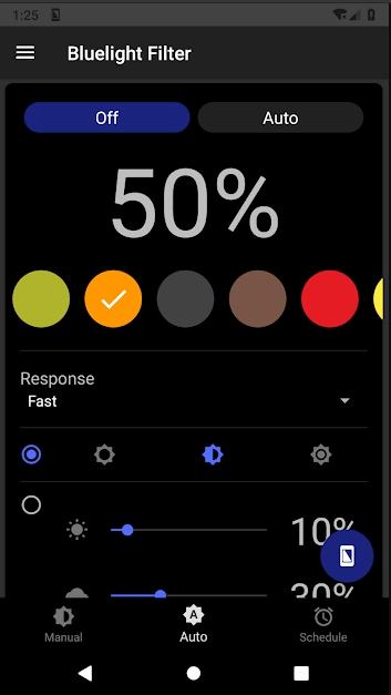 blue light filter pro apk 2020