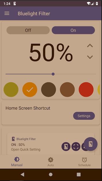 blue light filter pro mod 2021