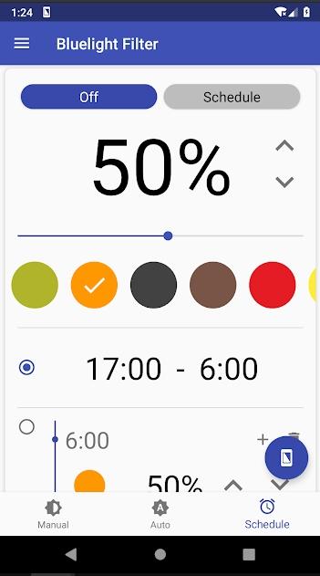 blue light filter pro