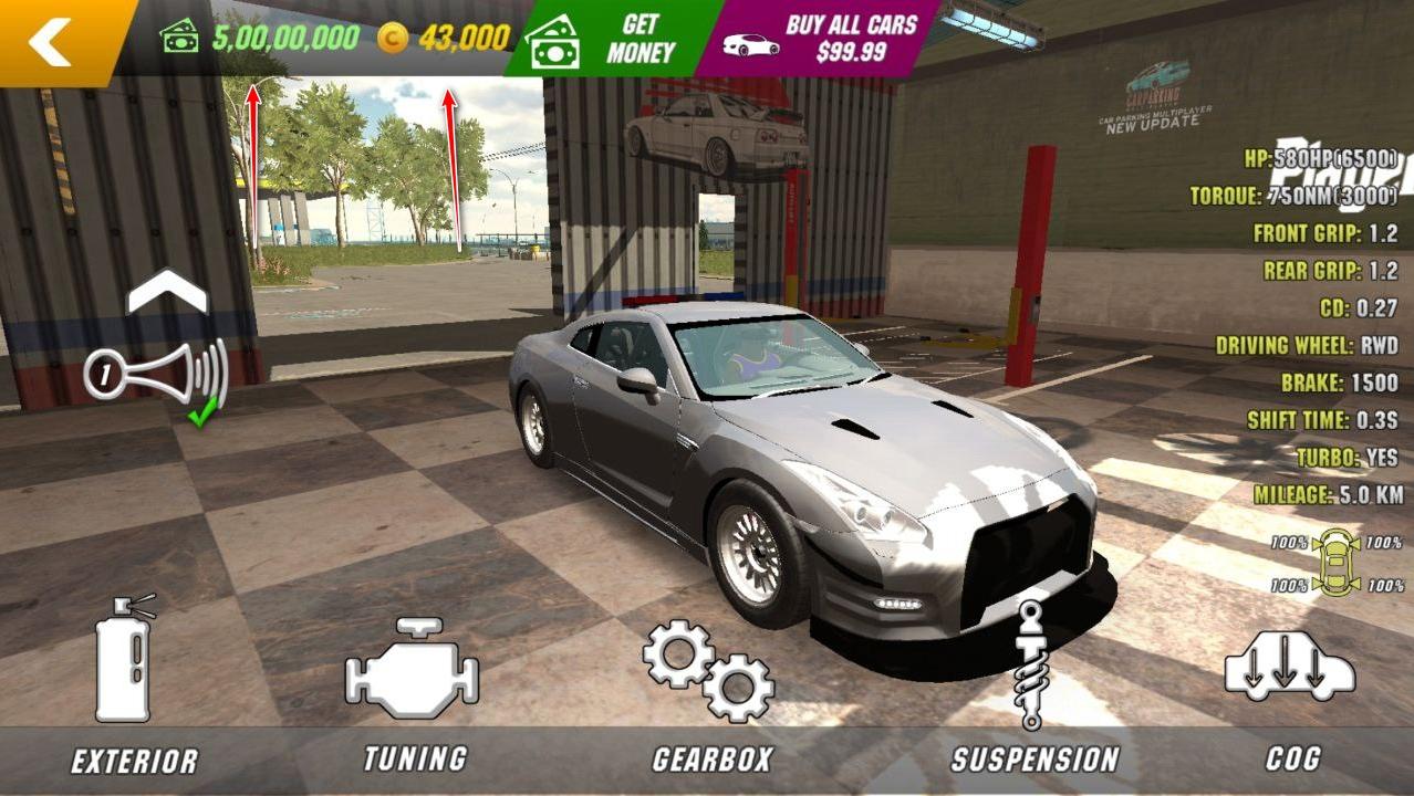 car parking multiplayer mod apk download