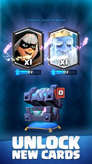 clash royale mod apk latest version