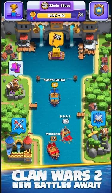 clash royale mod apk latest