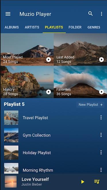 music player - mp3 player mod