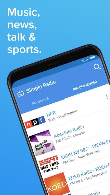 simple radio mod apk 2022