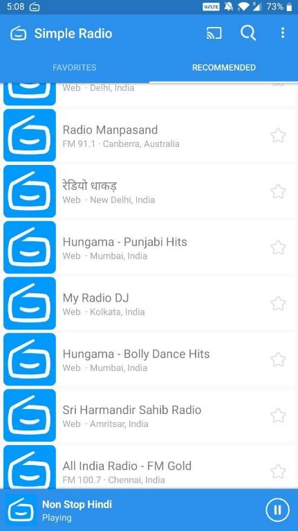 simple radio mod