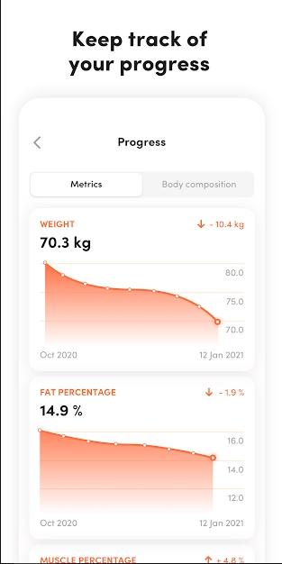 virtuagym fitness tracker apk
