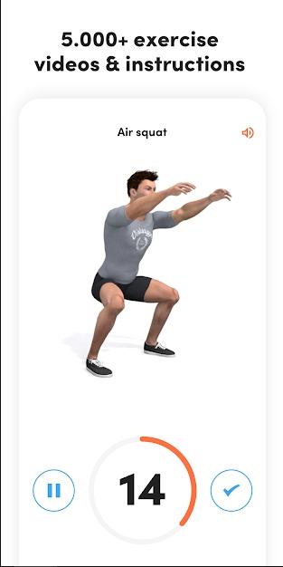 virtuagym fitness tracker mod
