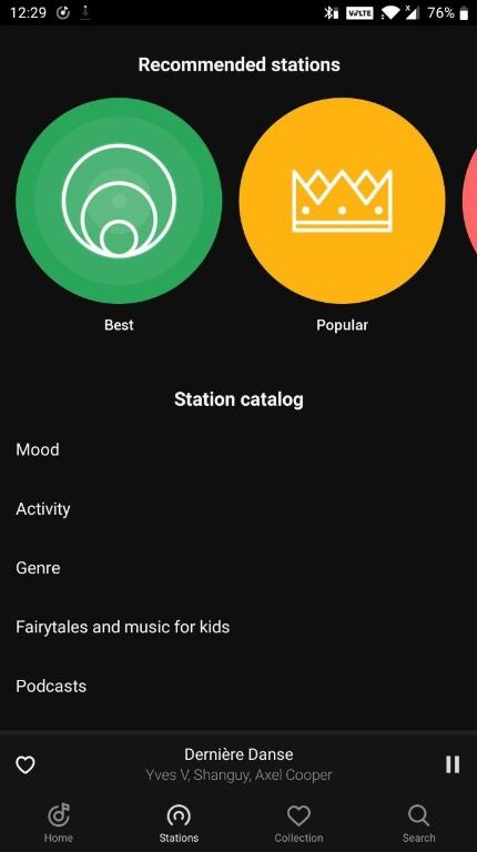 yandex music mod apk download