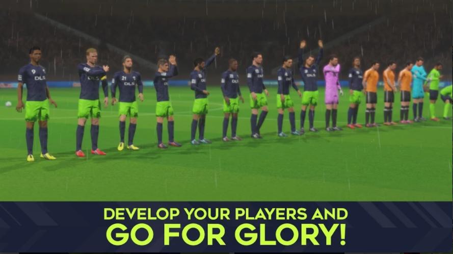 Dream League Soccer 2021 mod apk 2022