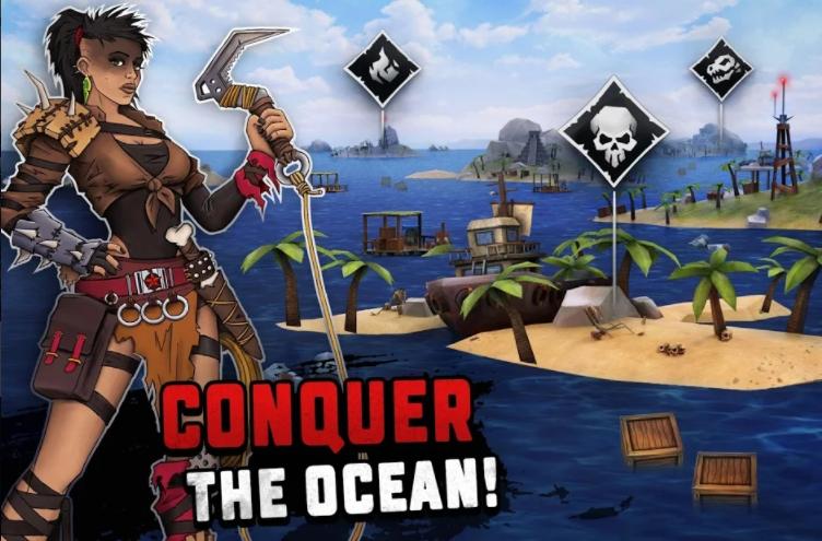 Raft Survival mod 2022