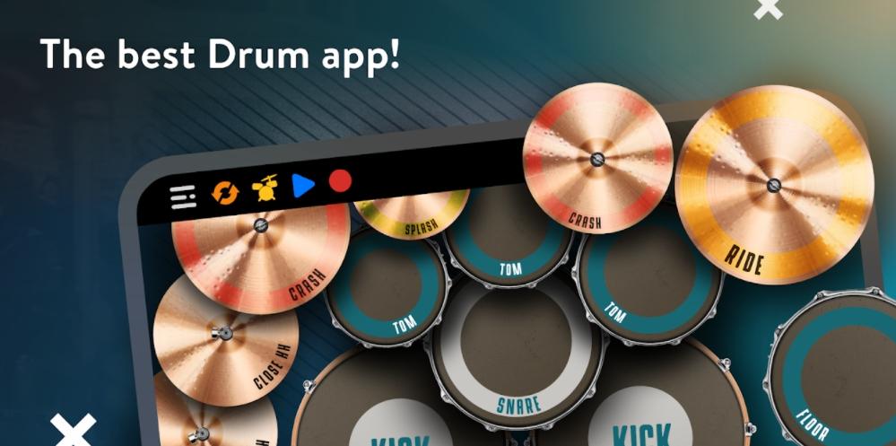 Real Drum Mod APK 2021