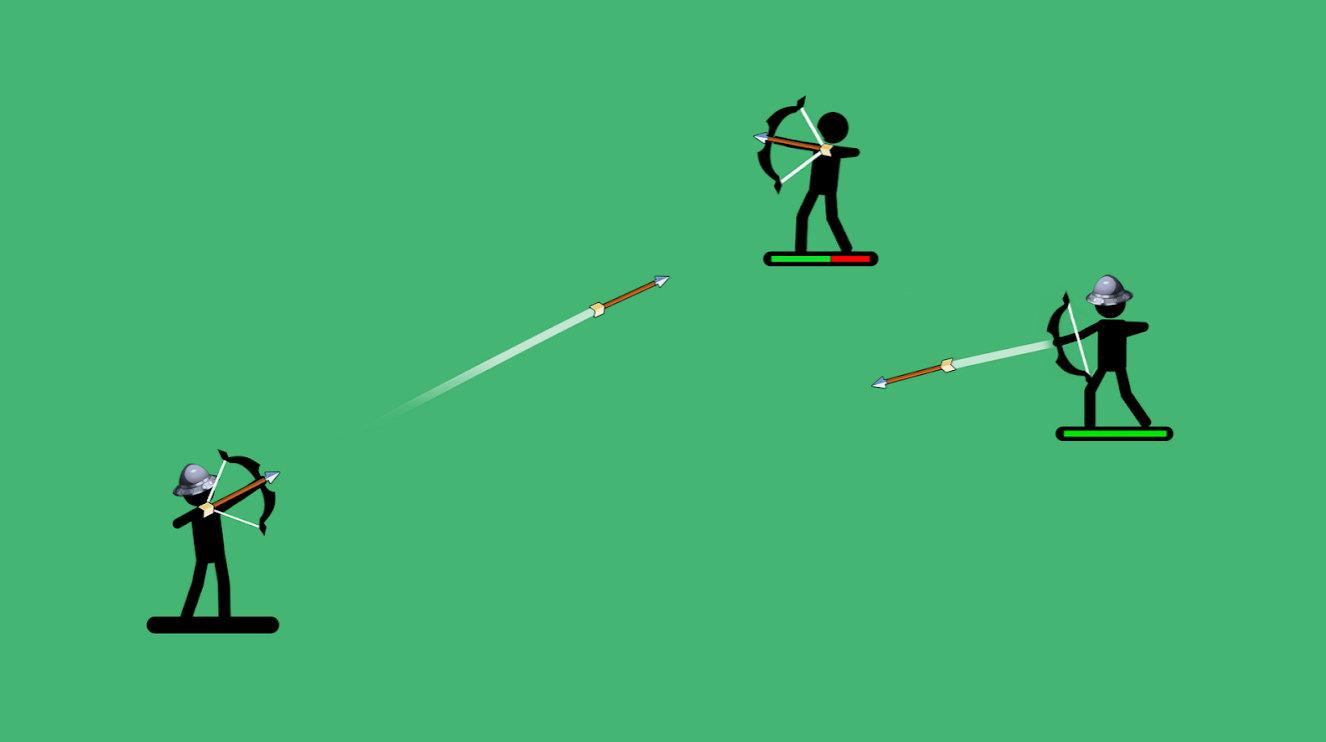archers 2 mod apk 1
