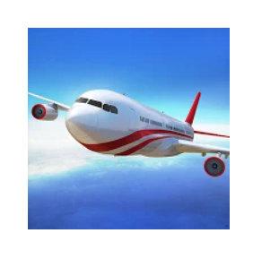 Flight Pilot Simulator 3D Free Mod Apk v2.5.10 {Unlimited Everything} 2021
