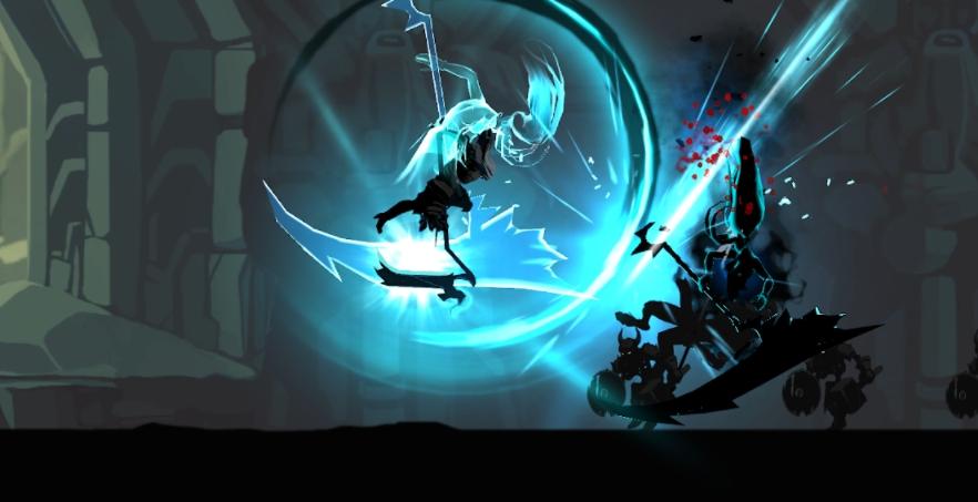 shadow of death mod apk 2022