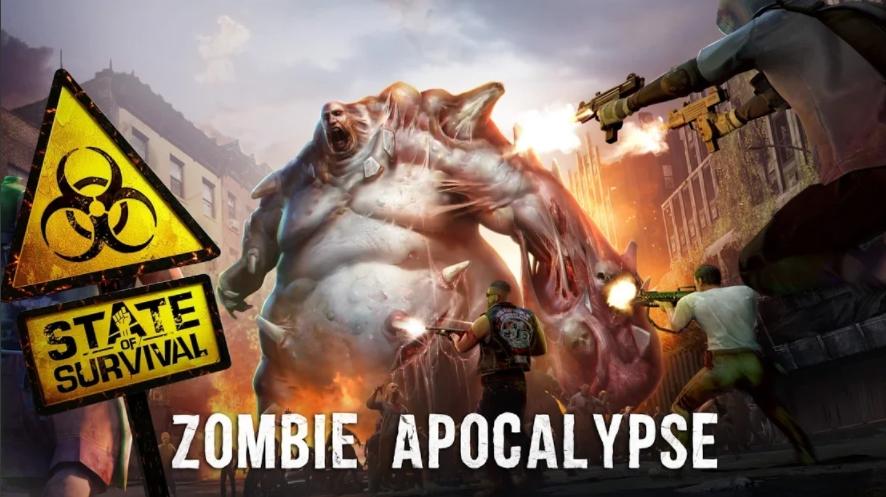 state of survival mod apk 2021