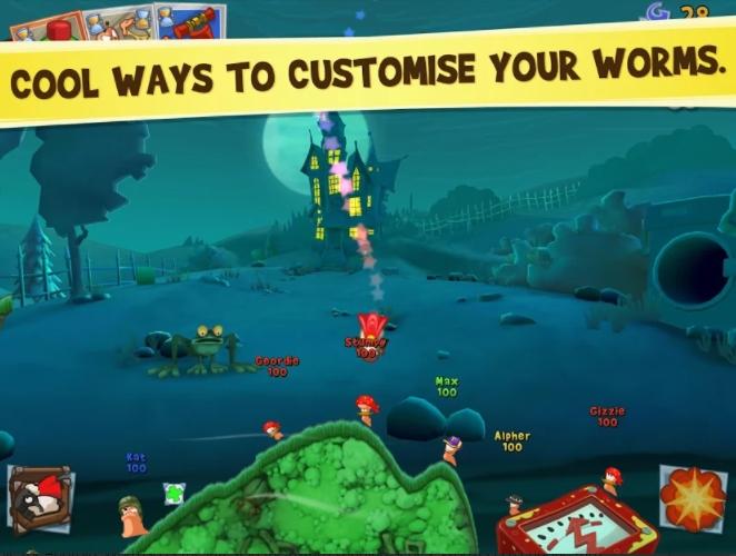 worms 3 mod 2022