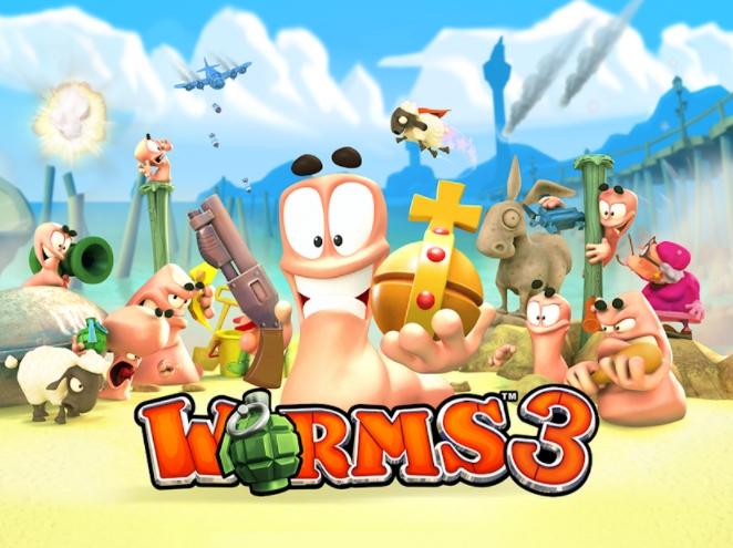 worms 3 mod