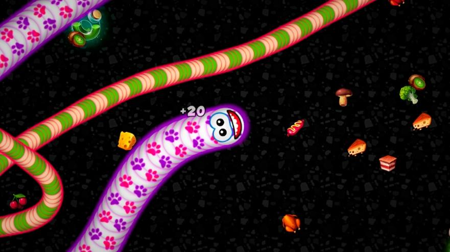 worms zone mod