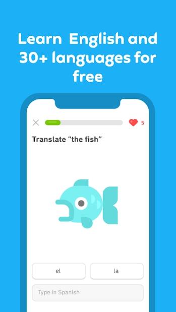 Duolingo MOD 2021