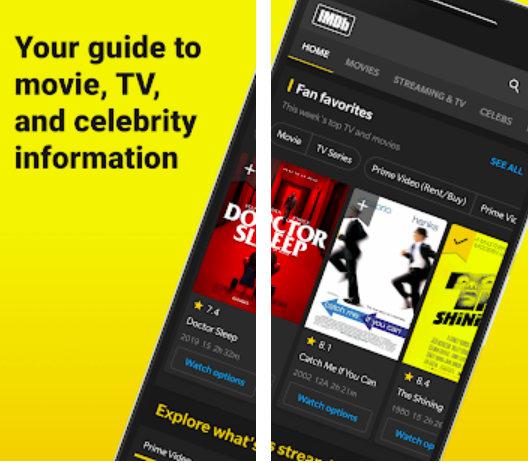 IMDb mod apk