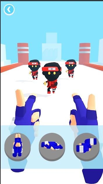 Ninja Hands MOD APK 1