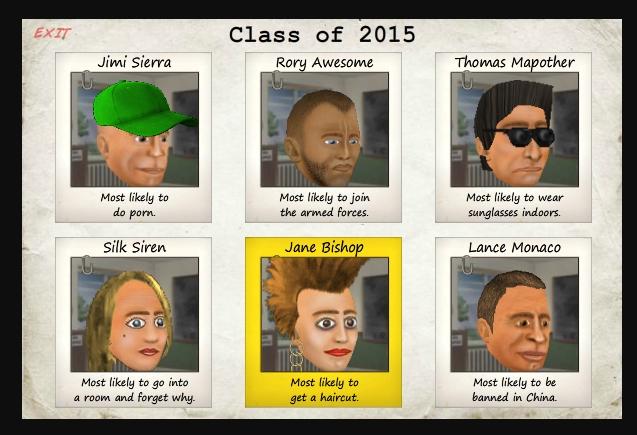 School Days Mod 2022