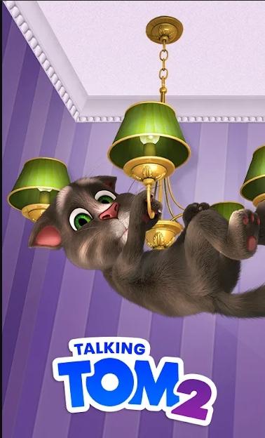 talking tom cat 2 mod apk 2022